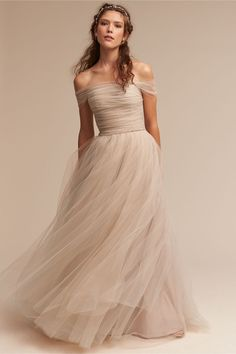 Ramona Gown - The Prettiest Spring Wedding Dress Ideas - Photos