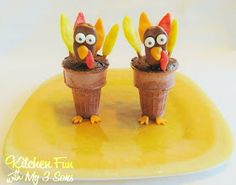 Thanksgiving | Edible Crafts | CraftGossip.com