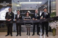 WtheJournal - Jaquet Droz opens its first boutique in Beijing Direction, Press Release, Beijing, Boutique, Boutiques