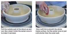 I have to admit, I never knew why bundt cake pans have the tube in the middle of the pan until I read Sumi von Dassow's article in the November/December 2015 issue. Bundt cakes are shaped this way because it helps the cake cook evenly throughout! In case you've ever wanted to make your own... Read More »