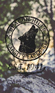 Beacon Hills Lacrosse wallpaper
