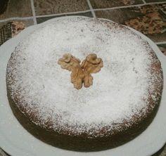 """Torta di noci- ricetta da """"il cucchiaio d'argento"""""""