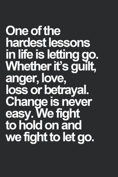 Let it go - quote about moving on, moving forward @mobile9