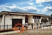 Proiect 43 | Casa parter House Plans, Deck, New Homes, Outdoor Decor, Home Decor, Houses, Tattoo, Decoration Home, Room Decor