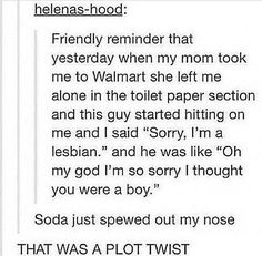 17 Tumblr Posts With Plot Twists That Will Fuck You Up