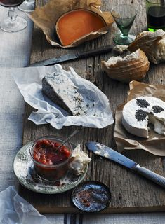 Photographer: John Cullen, Food styling: David Grenier