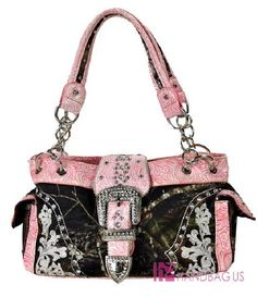 Purses with Bling for Less
