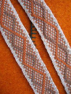 Spiral Pattern Sash, 3-Color Pickup