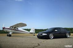 Leveled Out: Aron Pajda's B5 Audi S4 | Canibeat