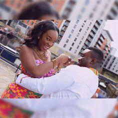 I Do Ghana | Photo by phgphotography | Kente wedding | African Fashion