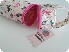 Porta Chapinha ou Babyliss  Para organizar na sua bolsa, gaveta ou mala de viagem.