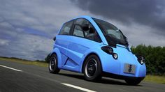 Revolutionary T.27 city car hums toward production. A city car created by an F1 designer? Consider it a gift, London.