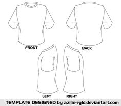 Blank Fashion Design Templates Vector 5 Blank Apparel  Fashion Design Templates  Pinterest