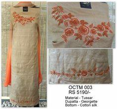 Embroidery kurta