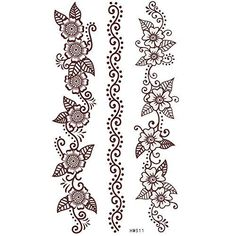King Horse Flower Chain Temporary Tattoo. Temporary Tattoo Sticker. Tattoo Will Last About 4-6 Days. Safe for the Skin,Waterproof and Environmentally Friendly in Eu and Us Quality Standard. Easy to Wear and Easy to Remove. Perfect for the Beach, the Pool, Parties, Festivals, Concerts.