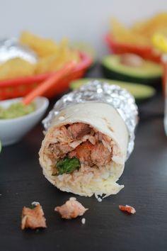 Chipotle Steak Burrito-1