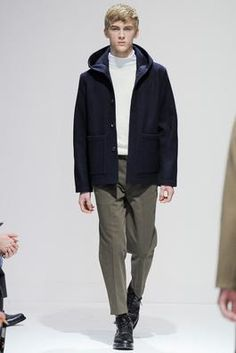 Margaret Howell Fall 2015 Menswear Fashion Show: Complete Collection - Style.com