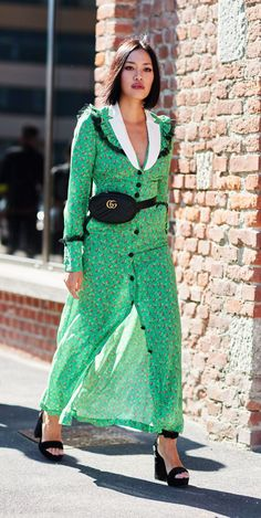 The best street style looks we've spotted at Milan Fashion Week this season, which as expected includes a LOT of Gucci.