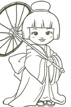 Japan Girls Day Images Www Dinokids Org Coloring Around The Japanese Coloring Pages