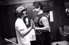 Pierce the veil| vic fuentes & jaime preciado