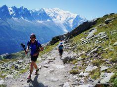 TOUR DE MONT BLANC (I) Rutas Trient a Chamonix por Argentiere, Vallorcine, La Balme, Catogne... Fotos y tracks.