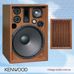 Kenwood I had a pair like these back in bought by my father. Kenwood Hifi, Kenwood Audio, Home Theater Sound System, Home Theatre Sound, Hifi Audio, Stereo Speakers, Electronic Packaging, Buy Electronics, Box Design