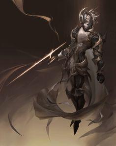 ArtStation - sword of spirit, Ju-Hui Zhou