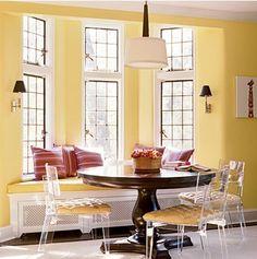 Kitchen ideas on pinterest kitchen window seats window for Window you can sit in
