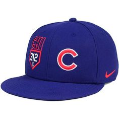 57c18f7c3a9 Chicago Cubs Verbiage True Cap by Nike  ChicagoCubs  Cubs  GoCubsGo Chicago  Cubs
