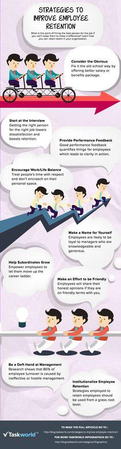 Strategies to Improve Employee Retention