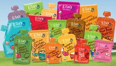Welcome to Ella's Kitchen Organic Baby Foods Official Website Back To School Essentials, Baby Essentials, Owl Food, Red Tricycle, Kitchen Reviews, Baby Eating, Super Mom, Free Baby Stuff, Organic Baby