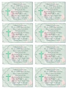 Perpetual calendar plastic canvas patterns plastic for Cross in my pocket craft