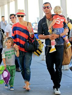 Love this family...all the style
