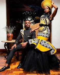 African Wedding Attire, African Weddings, African Attire, African Wear, African Style, African Dress, Beautiful Dresses, Nice Dresses, Girls Dresses