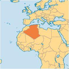 Pray for Algeria.