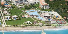 wakacje w hotelu Ela Quality Resort - Turcja, Belek Turkey Resorts, Hotels In Turkey, Hotels And Resorts, Best Hotels, Luxury Hotels, Turkey Holidays, Hotel Packages, W Hotel, Turkey Travel