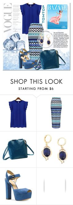 """""""Tomtop 4"""" by nerma10 ❤ liked on Polyvore featuring Michael Kors, Retrò, women's clothing, women, female, woman, misses and juniors"""