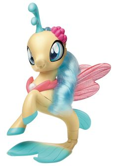 MLP Princess Skystar MLP The Movie Brushable