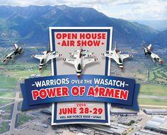 The Utah Air Show - Official Site. Free. June 28-29, 2014.