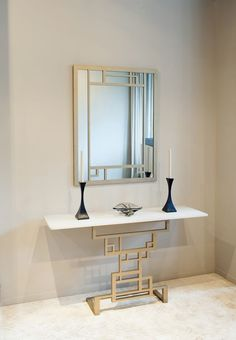 Console tables fit a variety of purposes and divisions as complimentary pieces   Modern Console Tables   Design Inspiration   Luxury Interiors  www.bocadolobo.com #bocadolobo #luxuryfurniture #exclusivedesign #interiodesign #consoletableideas #modernconsoletables #consoleideas #decorations #designideas #roomdesign #roomideas #homeideas #artdecor #housedesignideas #interiordesignstyles #roomideas #interiordesigninspiration #interiorinspiration #luxuryinteriordesign #topinteriordesigners…