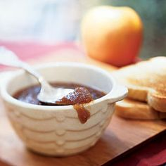 Our Best Apple Recipes | Overnight Apple Butter | CookingLight.com
