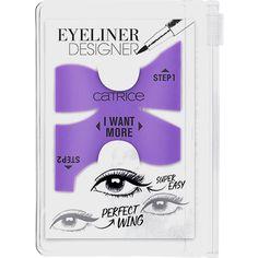 Catrice Yeux Eyeliner & Kajal Eyeliner Designer No. 010 I& Your Wingman 1 Stk. Kajal Eyeliner, Cruelty Free, Beauty Hacks, Make Up, Cosmetics, Design, Vegan, Products, Eyes