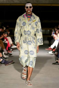 Chulaap by Vhu Wuwannapha Spring-Summer 2017 - South Africa Menswear Week