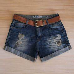 a21f3132e Shorts Dardak com Cinto - MARAVILHOSO 😊 Compre pelo site www.lojas22k.com.