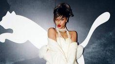 Rihanna è la nuova creative director di Puma (FOTO)