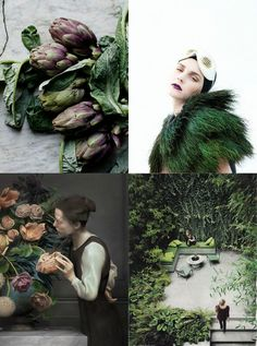 Into The Wild. Weekend Mood Board-Eclectic Trends