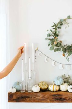 DECORATING YOUR HOME FOR AUTUMN