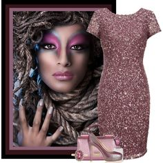 """""""Enchanting Evening"""" by lulurose98 on Polyvore"""