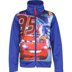 Disney Cars Trainingsjack (Blauw) #disney #cars #kindertrainingsjack #disneycars #trainingspak #trainingspakken #kinderkleding