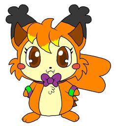 Chibi Kat the Skittychu
